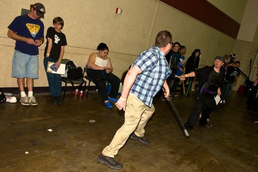 Battle of the Dorks at MegaCon