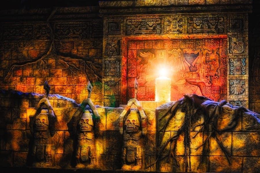 Jedi Temple of Doom at Disney World