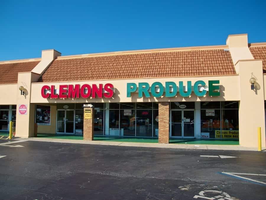 Clemons Produce in Orlando