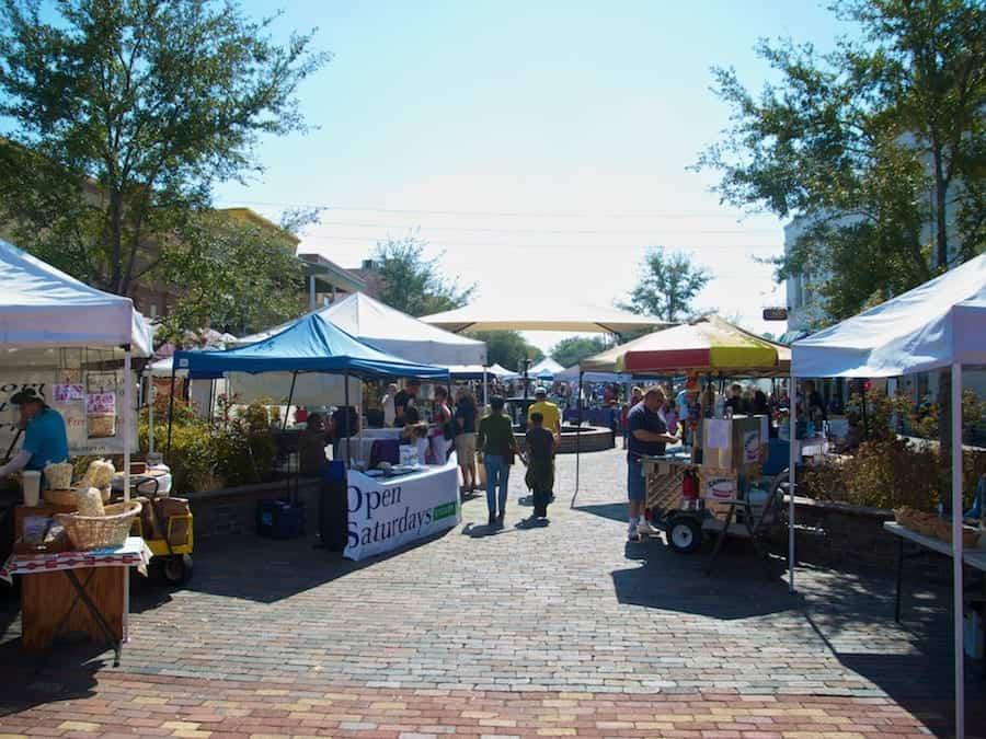 Farmer's Market Vendors