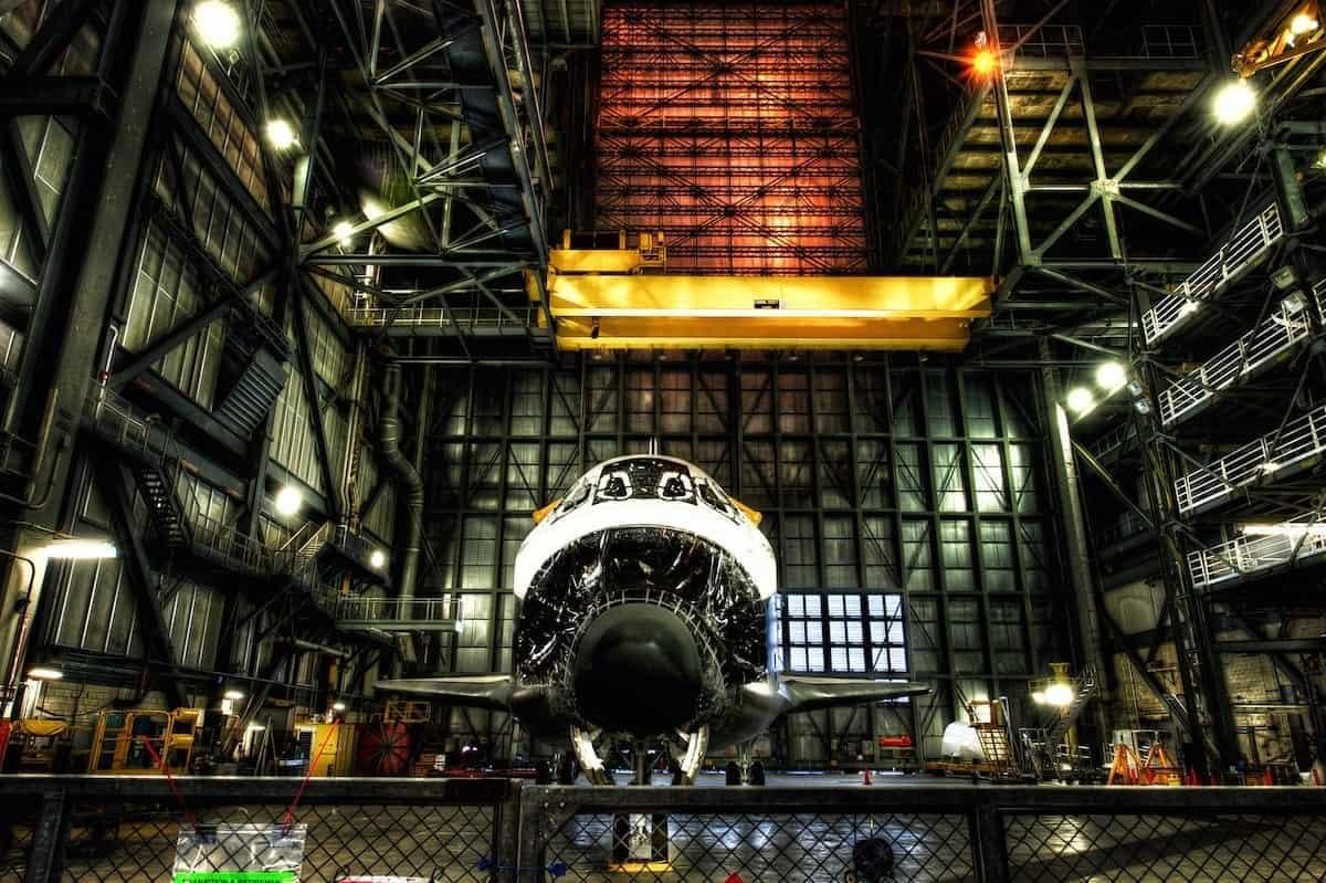 Endeavour Orbiter