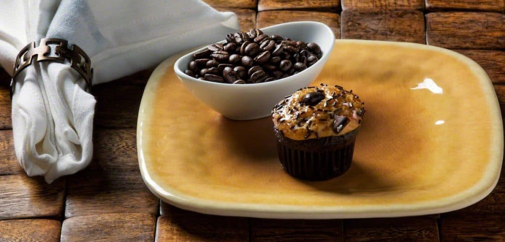 Coffee Cupcake from Sweet! by Good Golly Miss Holly