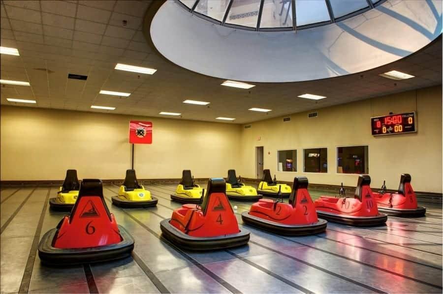 Whirlyball Court
