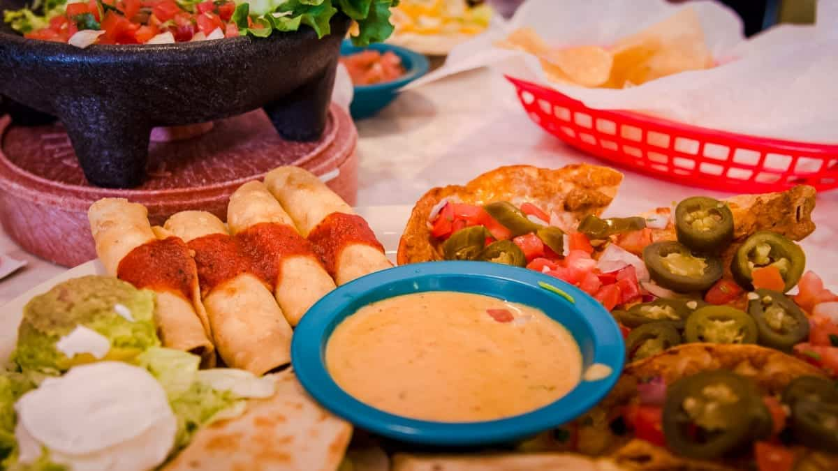 Chuy's Review