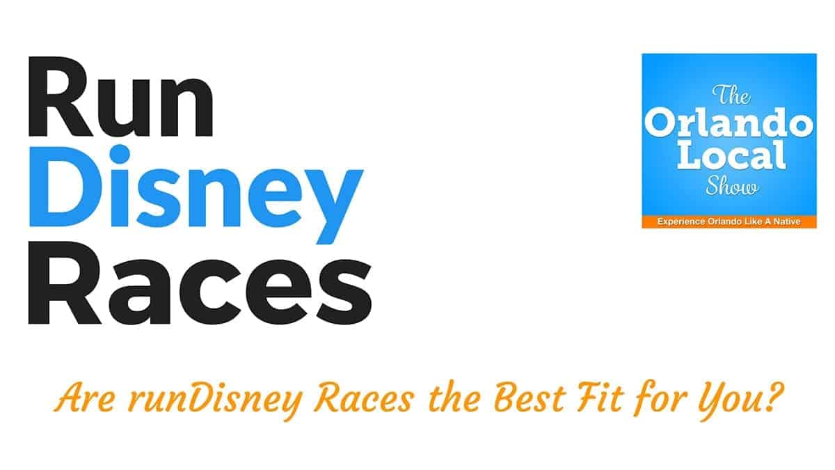 Run Disney Races