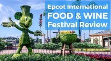 OL 010: Epcot International Food and Wine Festival 2016 Review