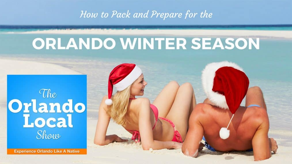 orlando winter season