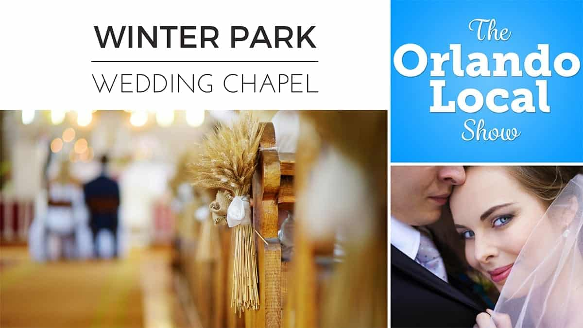 Winter Park Wedding Chapel