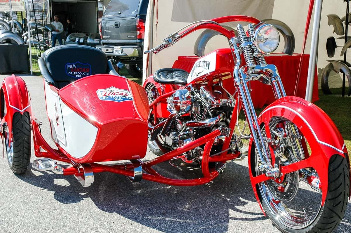 Daytona Bike Week - Custom Bike