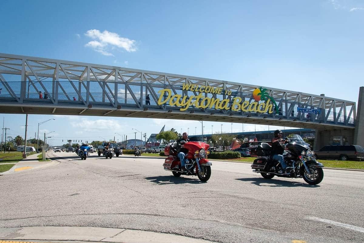 Daytona Bike Week - ISB