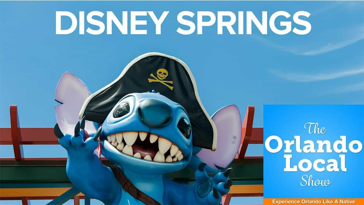Reasons You Should Visit Disney Springs