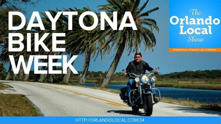 OL 034: Daytona Bike Week Overview