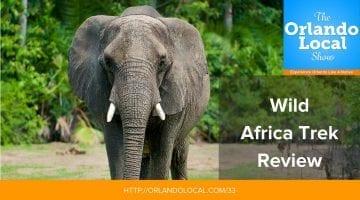 OL 033: Wild Africa Trek at Disney's Animal Kingdom