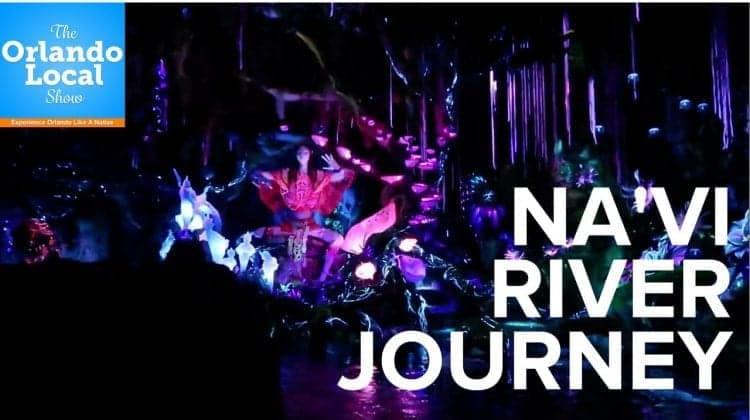 Take the Na'vi River Journey at Pandora – The World of Avatar