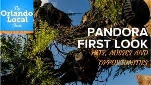 Pandora First Look