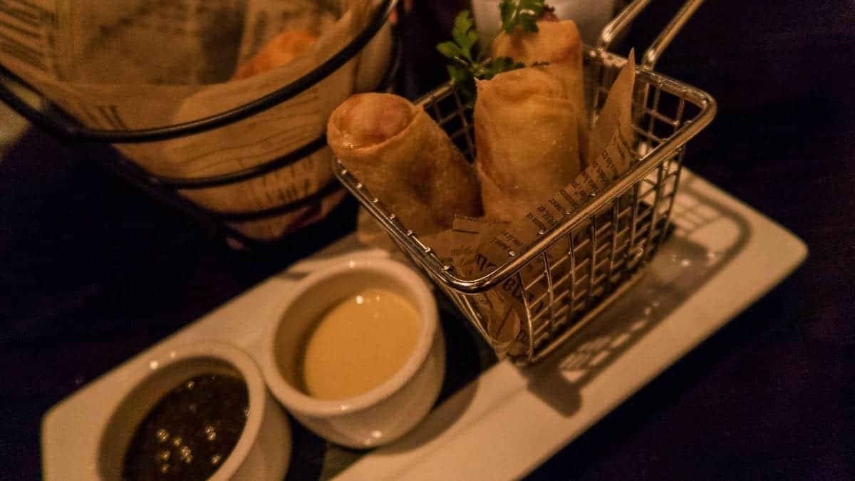 Cuba Libre Restaurant Appetizer