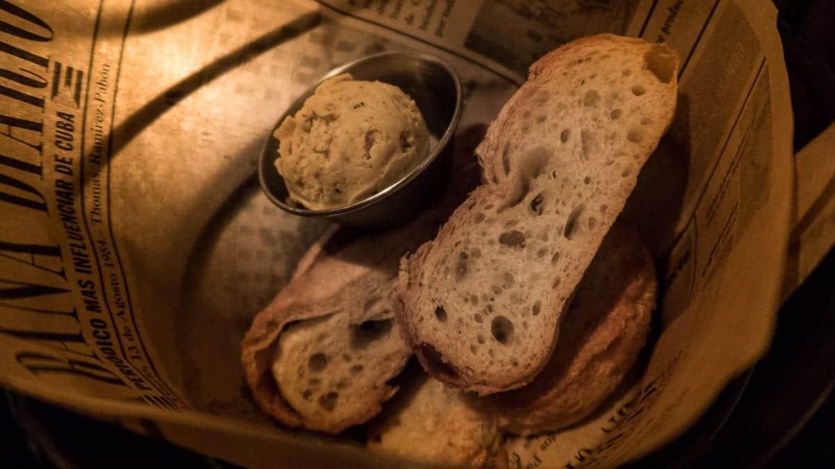 Cuba Libre Restaurant Bread