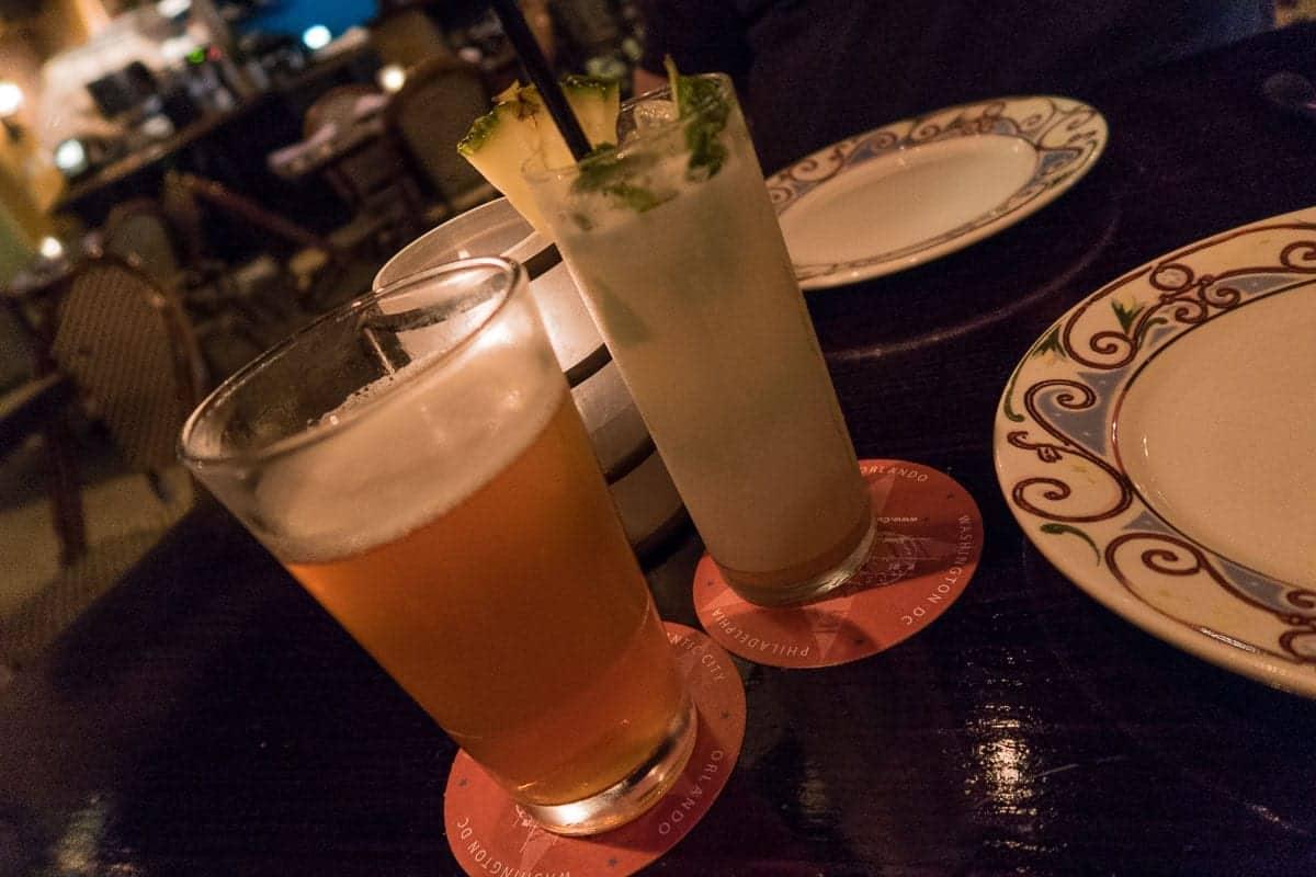 Cuba Libre Restaurant Cocktails