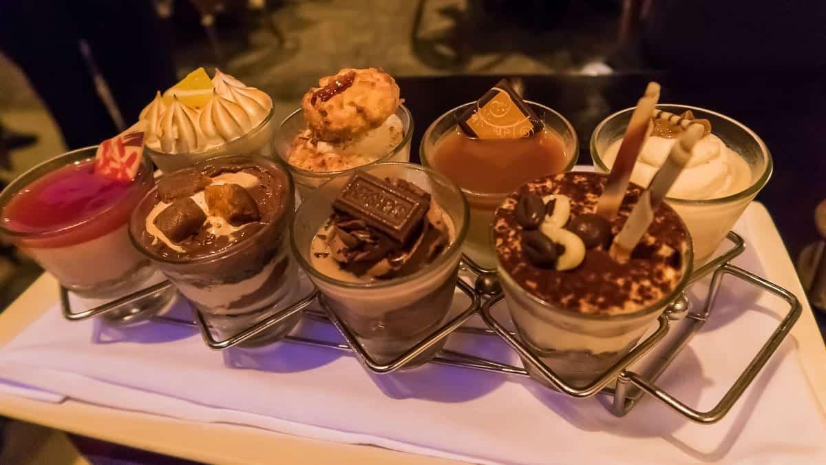 Cuba Libre Restaurant Dessert