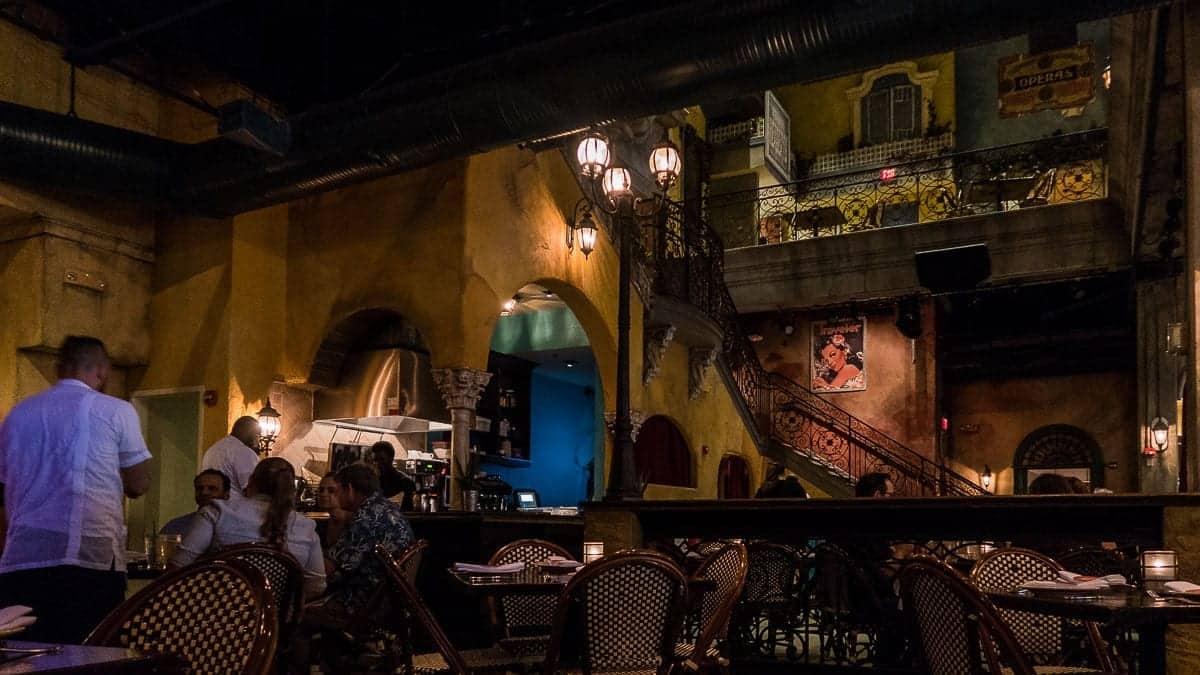 Cuba Libre Restaurant Interior