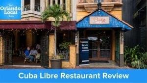 OL 047: Cuba Libre Restaurant Review