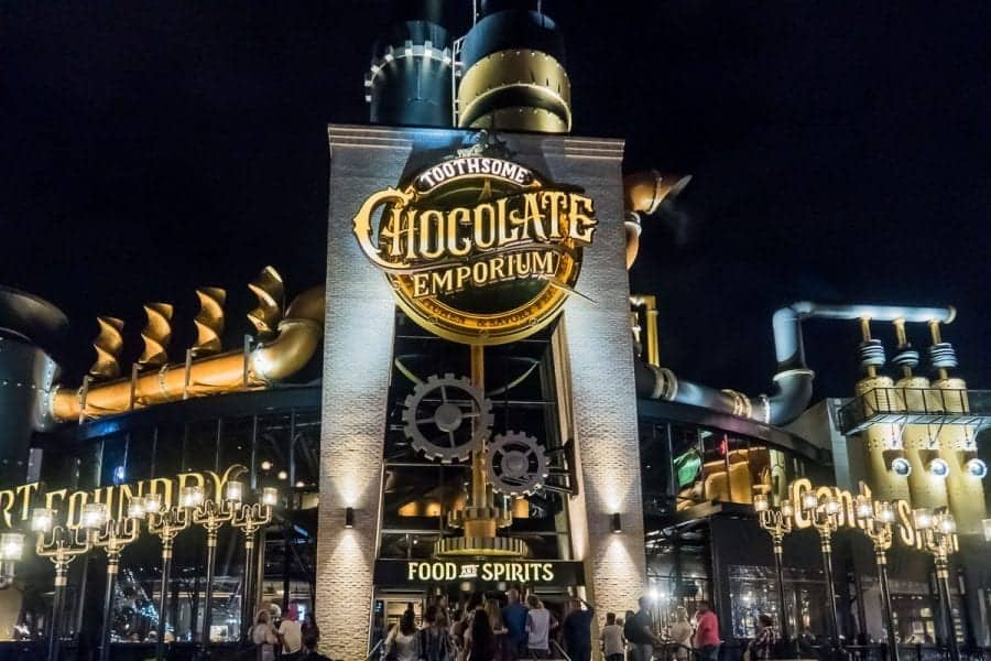 Toothsome Chocolate Emporium Review