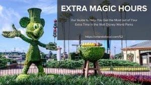 OL 052: We Explain How to Use Extra Magic Hours at Walt Disney World