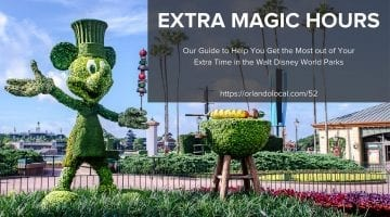 OL 052: We Explain How to Use Extra Magic Hours at Walt Disney World