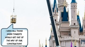 OL 054: Does the Constant Construction at Walt Disney World Ruin Your Vacation?