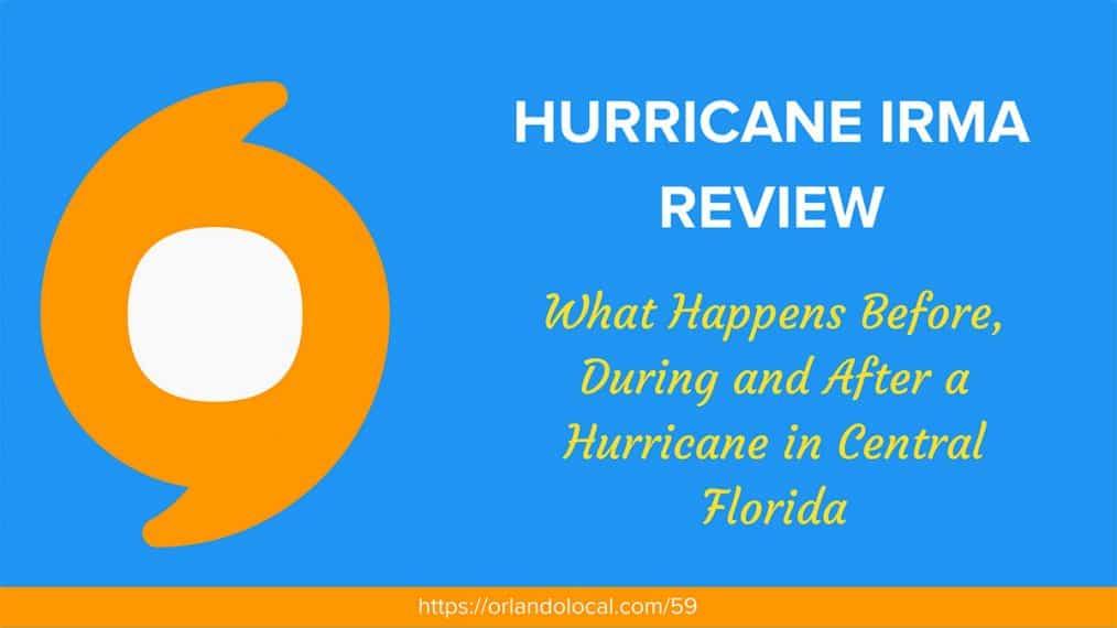 Hurricane Irma Review