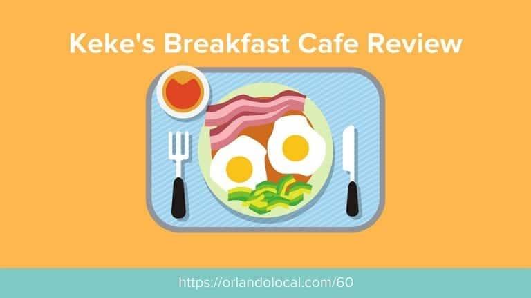 OL 060: Keke's Breakfast Cafe Review