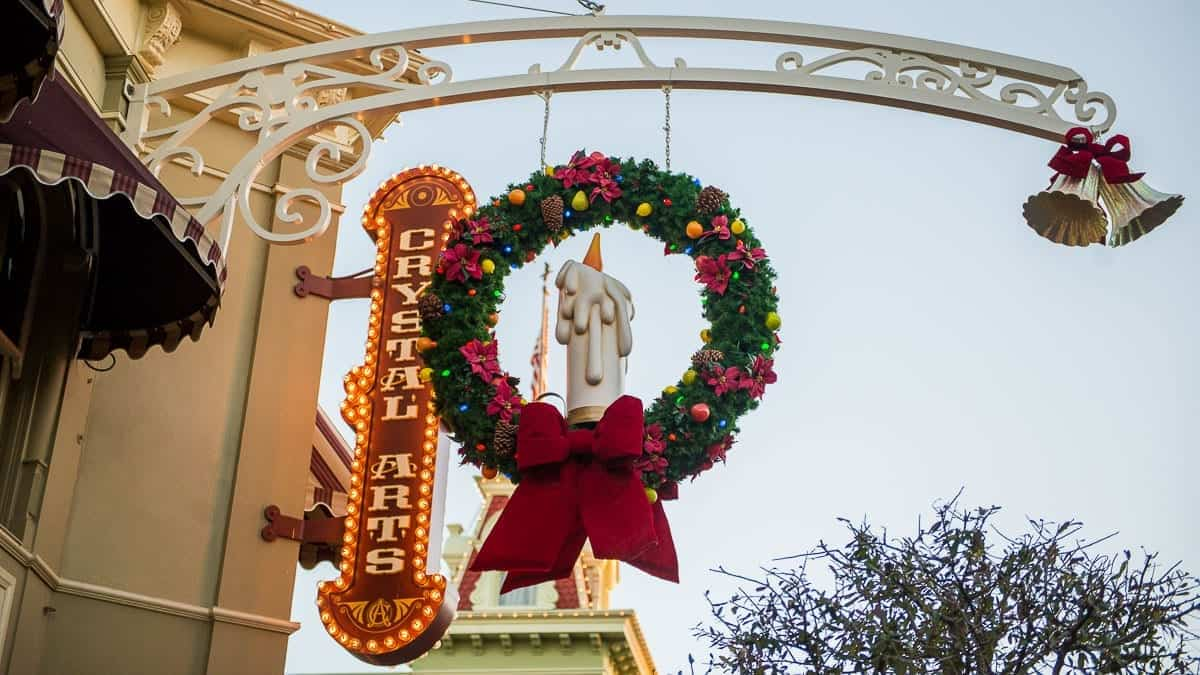 Christmas Season at Walt Disney World