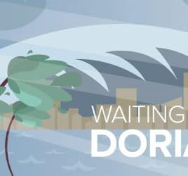 Waiting for Hurricane Dorian