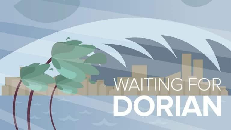 Waiting for Hurricane Dorian